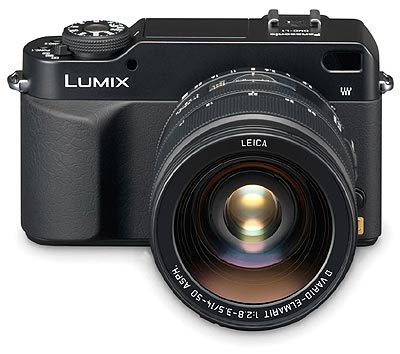 Panasonic Lumix DMC-L1 Kit