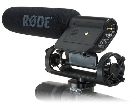 RODE mikrofon VM