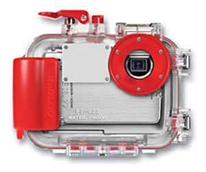 Olympus podvodní pouzdro PT-033