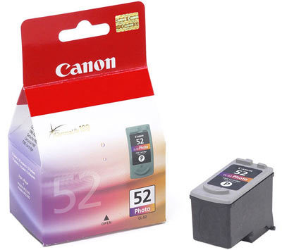 Canon Cartridge Colour - CL-52