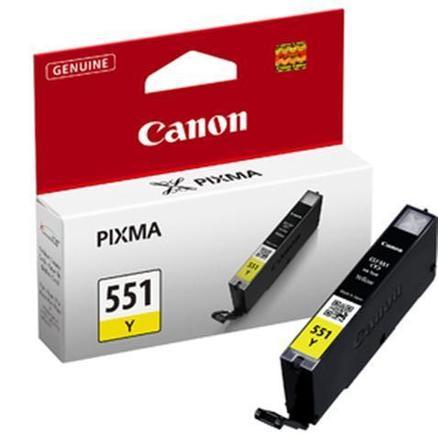 Canon Cartridge CLI-551Y