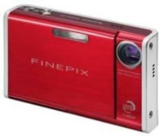 Fuji FinePix Z2 červený