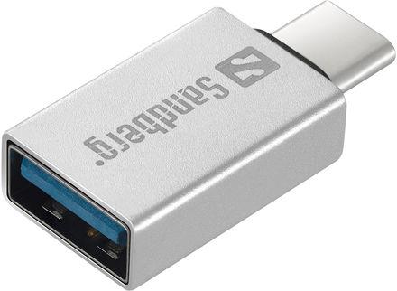 Sandberg adaptér USB-C na USB 3.0