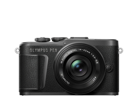 Olympus PEN E-PL10 tělo černý