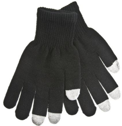 Dámské rukavice pro dotykové displeje