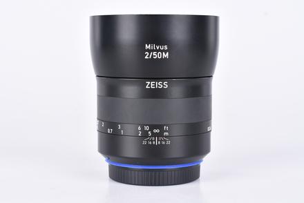 Zeiss Milvus 50mm f/2 M ZE pro Canon bazar