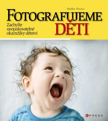 CPress Fotografujeme děti