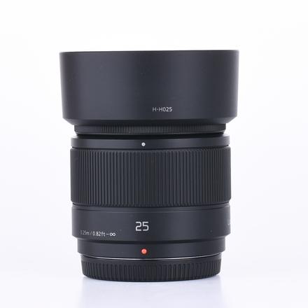 Panasonic Lumix DG 25 mm f/1,7 bazar