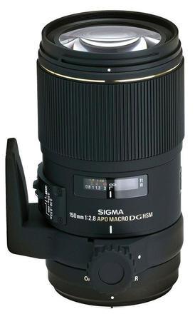 Sigma 150mm f/2,8 EX APO DG OS HSM Macro pro Canon