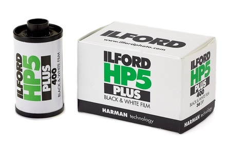 Ilford HP5 Plus 135/36 bazar