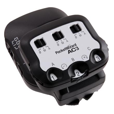 PocketWizard AC3 Zone Controller pro Canon
