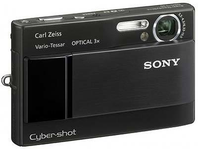 Sony DSC-T10 černý
