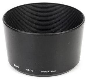Nikon sluneční clona HB-15