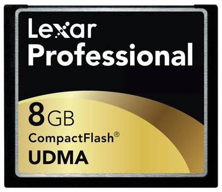 Lexar CF 8GB 800x Professional