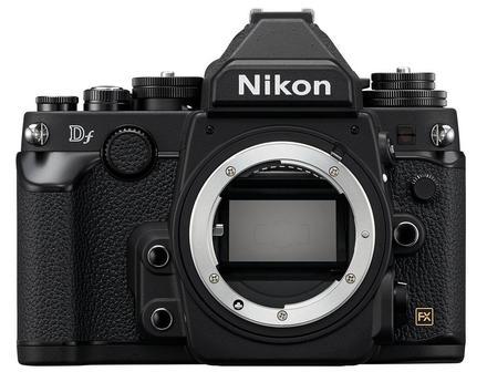 Nikon Df tělo stříbrný