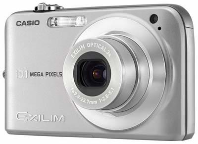Casio EXILIM Z1050 stříbrný