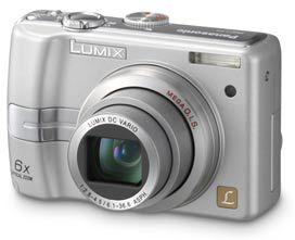 Panasonic DMC-LZ7 stříbrný