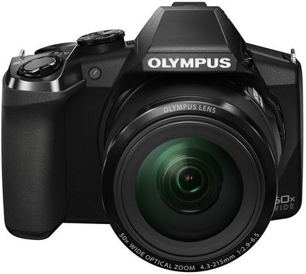 Olympus Stylus SP-100