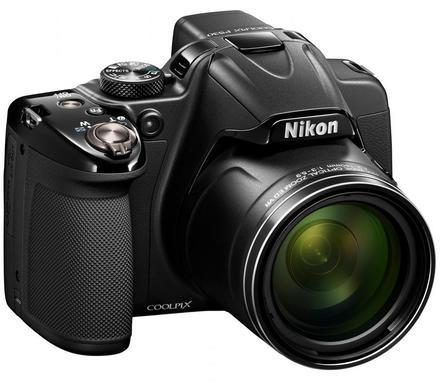 Nikon CoolPix P530 + 16GB karta + brašna TLZ 20 + poutko na ruku!
