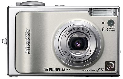 Fuji FinePix F11 Zoom