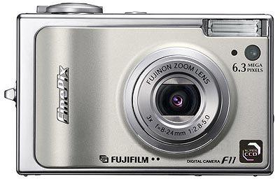 Fuji FinePix F11 Zoom