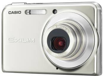 Casio EXILIM S880 stříbrný