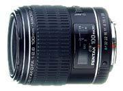 Pentax D FA 100 mm F 2,8 Macro