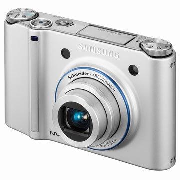 Samsung NV24HD stříbrný