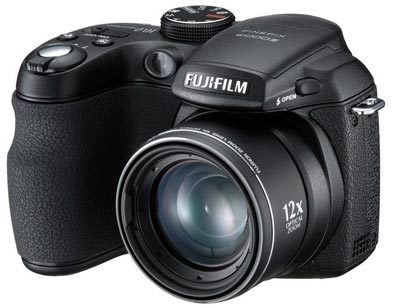 Fuji FinePix S1000fd