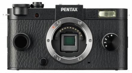 Pentax Q-S1 tělo černý