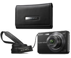 Sony DSC-W125 černý