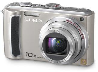 Panasonic Lumix DMC-TZ5 stříbrný
