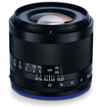 Carl Zeiss Loxia T* 50mm f/2 pro Sony E