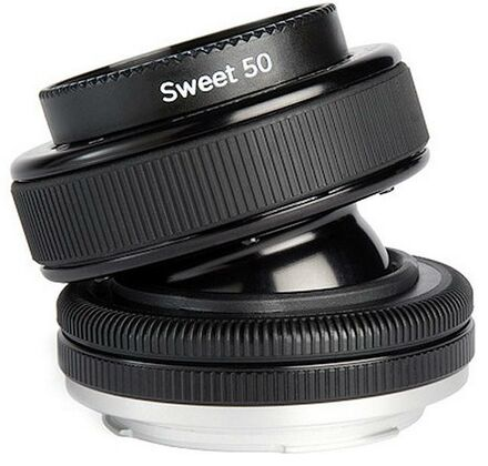 Lensbaby Composer Pro Sweet 50 Canon