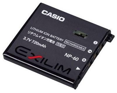 Casio akumulátor NP 60
