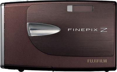 Fuji FinePix Z20fd hnědý