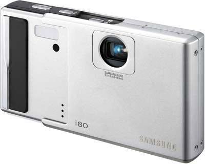 Samsung i80 stříbrný