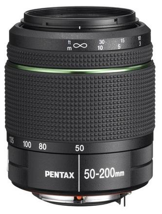 Pentax DA 50-200mm f/4,0-5,6 ED WR