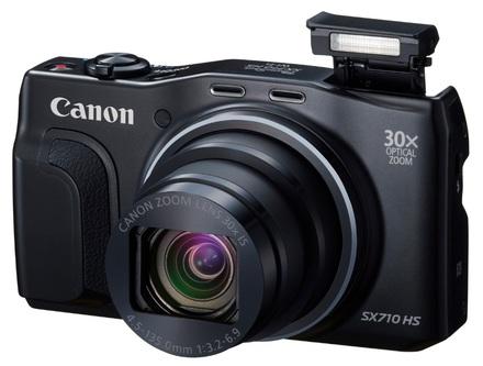 Canon PowerShot SX710 HS černý