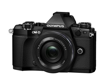 Olympus OM-D E-M5 Mark II + 14-42 mm EZ černý