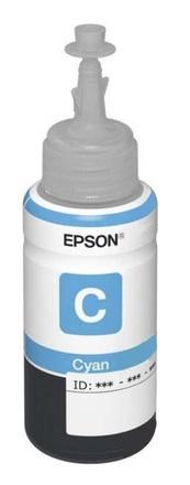 Epson inkoust T6732 azurový