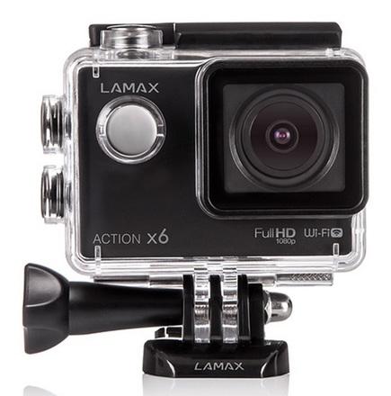 Lamax Action X6