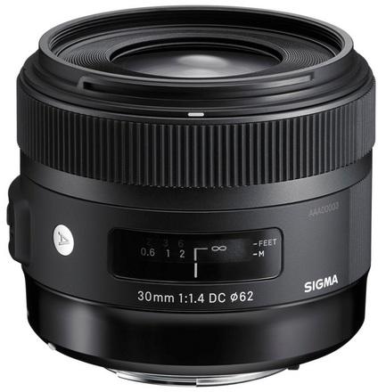 Sigma 30mm f/1,4 DC HSM Art pro Sony