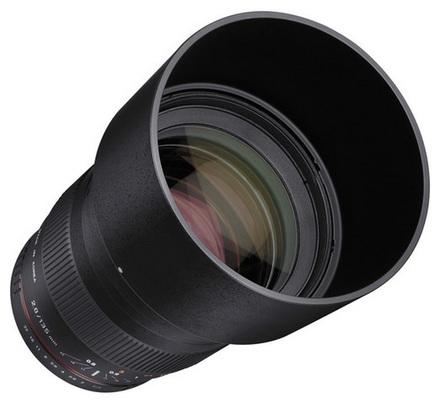 Samyang 135mm f/2.0 ED UMC pro Canon