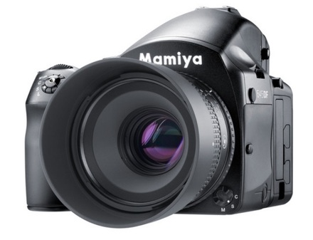 Mamiya 645 DF+ + Leaf Credo 40 + 80mm LS vystavený kus