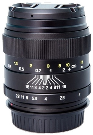 ZY Optics Mitakon Creator 35mm f/2,0 pro Sony