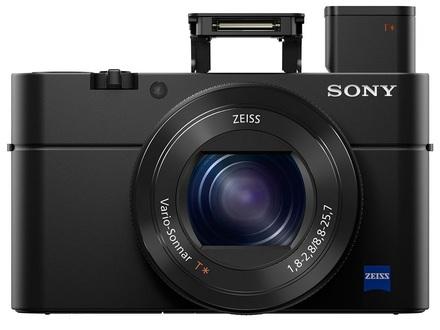Sony CyberShot DSC-RX100 IV + 32GB karta + originální pouzdro + akumulátor + čisticí utěrka!