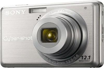 Sony CyberShot DSC-S980 stříbrný