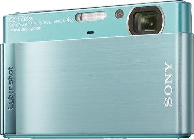 Sony CyberShot DSC-T90 modrý