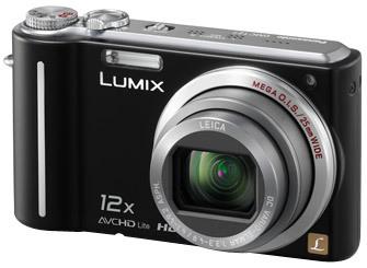 Panasonic Lumix DMC-TZ7 černý